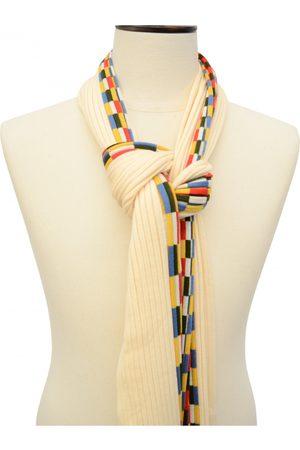 Loewe Multicolour Wool Scarves & Pocket Squares
