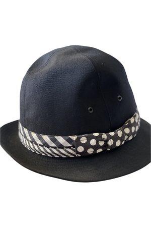 Comme des Garçons Men Hats - Cotton Hats & Pull ON Hats