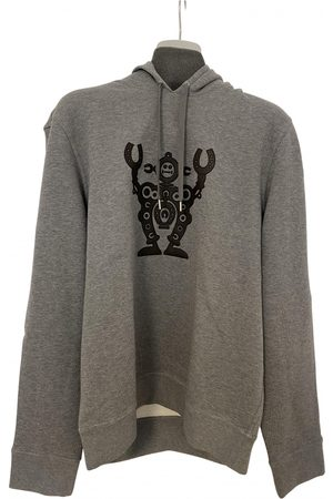 Hermès Grey Cotton Knitwear & Sweatshirts