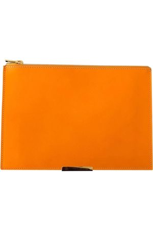 Sophie Hulme Leather Clutch Bags