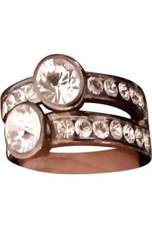 DYRBERG/ KERN Women Rings - Anthracite Metal Rings