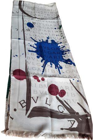 Bvlgari Multicolour Silk Scarves
