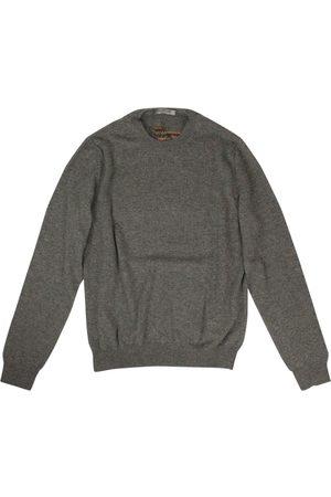 VALENTINO GARAVANI Grey Cashmere Knitwear & Sweatshirts