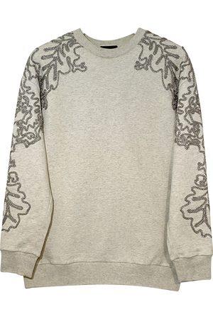 3.1 Phillip Lim Grey Cotton Knitwear & Sweatshirts