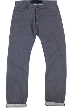 Surface to Air Grey Cotton Jeans
