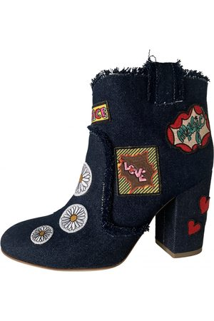 LAURENCE DACADE Cloth Ankle Boots