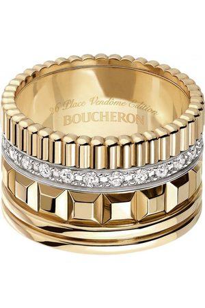 Boucheron Pink Rings