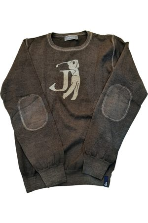 Jeckerson Grey Wool Knitwear & Sweatshirts