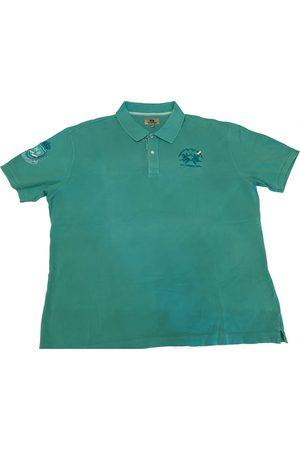 La Martina Men Polo Shirts - Cotton Polo Shirts