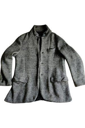 Alexander McQueen Grey Wool Knitwear & Sweatshirts