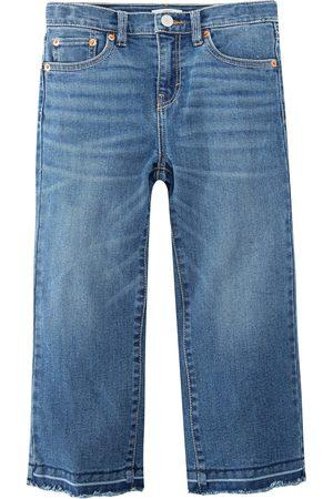 Levi's Girl's Kids' Crop Wide Leg Jeans