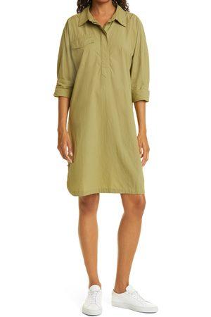 Ba & sh Women's Long Sleeve Shirtdress