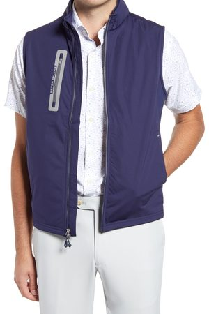 Peter Millar Men's Hyperlight Fuse Water Resistant Hybrid Vest