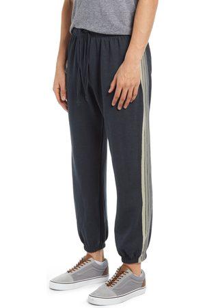 AVIATOR NATION Men's 5-Stripe Slim Fit Sweatpants