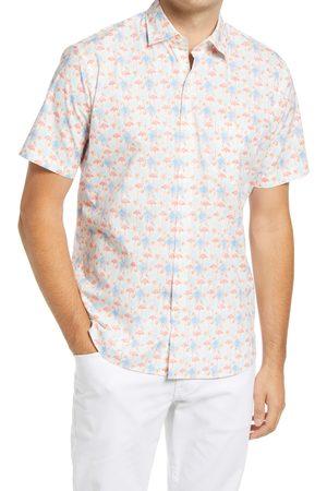 Peter Millar Men's Paradise Short Sleeve Button-Up Shirt