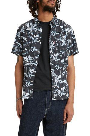 levi's Men Short sleeves - Men's Sunset Short Sleeve Button-Up Shirt