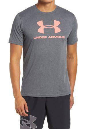 Under Armour Men T-shirts - Men's Ua Sportstyle Logo Graphic Tee