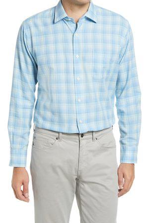 Peter Millar Men Shirts - Men's Windsail Regular Fit Plaid Button-Up Shirt