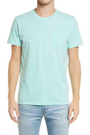BONOBOS Men T-shirts - Men's Stripe Pocket T-Shirt