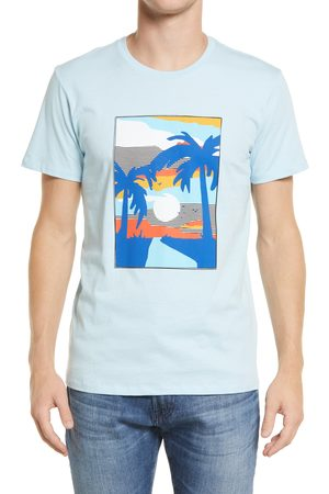 BONOBOS Men's Palm Sunset Graphic Tee