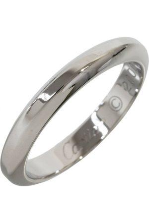 Cartier Platinum ring