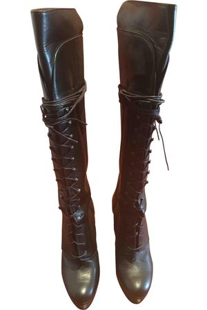 Christian Louboutin Women Boots - Leather Boots