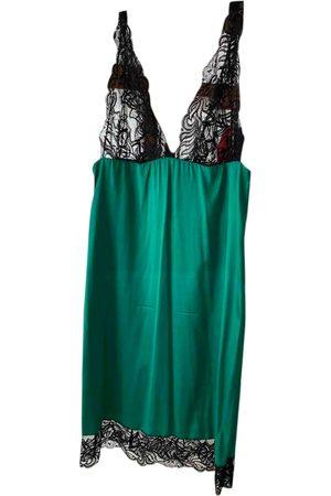 FRANKIE MORELLO Silk mid-length dress