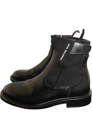 Dior Leather Boots