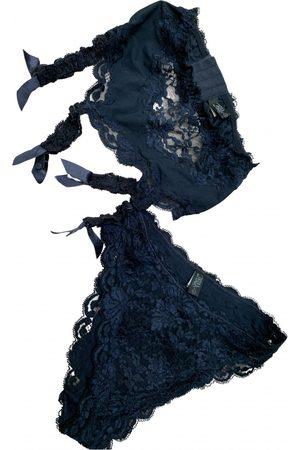 La Perla Women Underwear - Navy Lace Lingerie