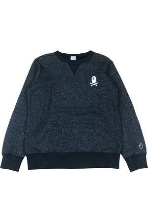 AAPE BY A BATHING APE Grey Cotton Knitwear & Sweatshirt