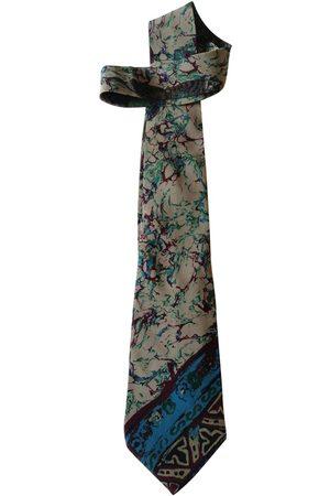 Jean Paul Gaultier Men Neckties - Multicolour Silk Ties