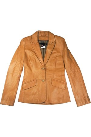 Roberto Cavalli Leather blazer