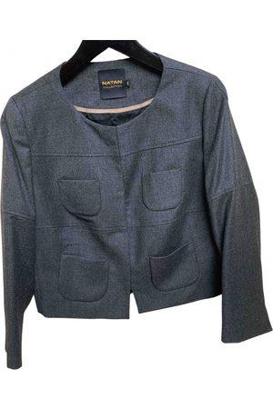 NATAN EDOUARD VERMEULEN Women Gilets - Wool short vest