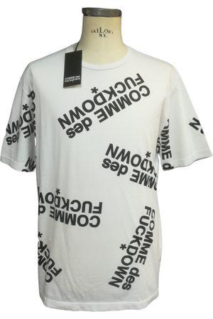 Comme des Fuckdown Cotton T-Shirts