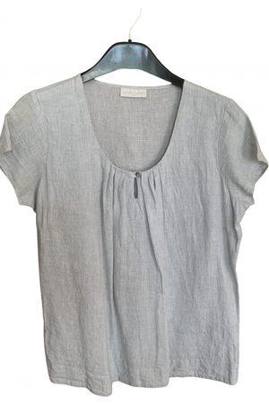 The White Company Linen blouse