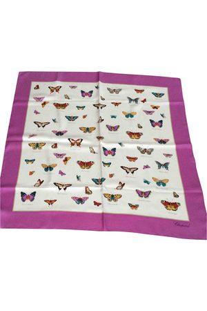 Chopard Multicolour Silk Scarves