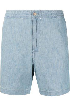 Polo Ralph Lauren Men Bermudas - Logo-embroidered shorts