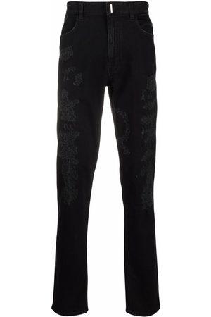 Givenchy Men Slim - Slim-fit destroyed jeans