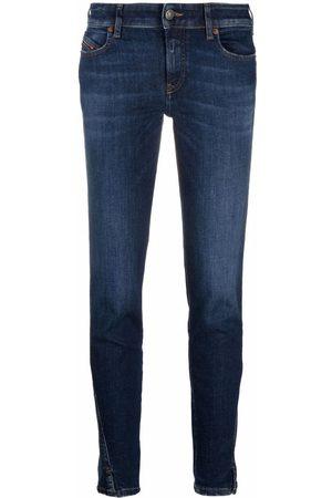 Diesel D-Jevel low-rise jeans