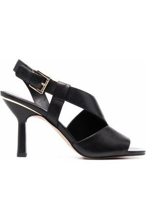 Michael Michael Kors Open-toe slingback sandals