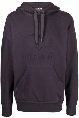 Isabel Marant Logo-print pullover hoodie