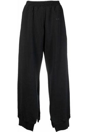 MM6 MAISON MARGIELA Side-slit trousers