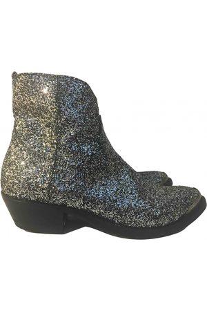 Golden Goose Glitter Boots