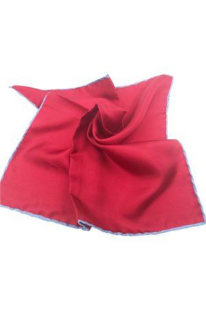 Drake's Silk Scarves & Pocket Squares