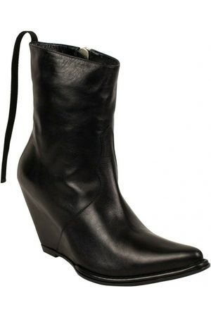 UNRAVEL Women Ankle Boots - Leather Ankle Boots