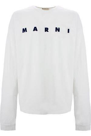 Marni T-shirts - LOGO T-SHIRT