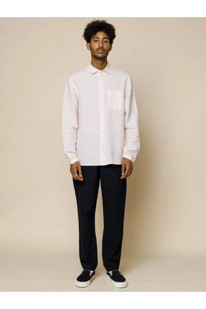 FOLK CLOTHING Folk Stitch Pocket Shirt in