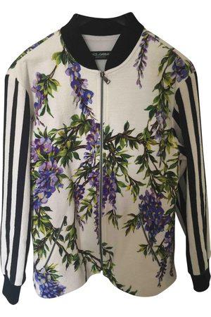 Dolce & Gabbana Silk Leather Jackets