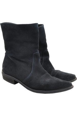 Polo Ralph Lauren Suede Ankle Boots
