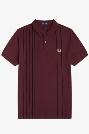 Fred Perry M1606 in Mahogany